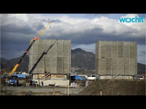 "Japan Building ""Great Wall"" Against Tsunamis"