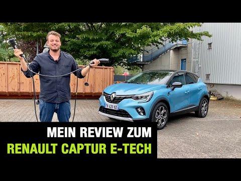2020 Renault Captur E-TECH Plug-in Hybrid 160 (158 PS) 🔋🔌 PHEV - Fahrbericht | Review | Test 🏁
