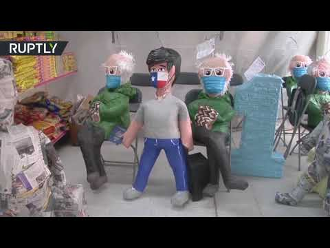 Dallas store sells Ted Cruz pinatas mocking his Mexico trip
