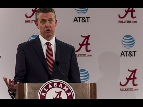 Alabama AD Greg Byrne: Greg Goff is no longer Alabama's baseball coach