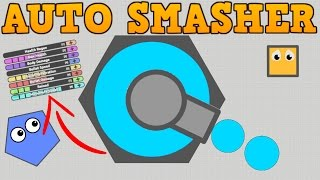 SECRET DIEP.IO AUTO SMASHER TANK!! // New Max Upgrades // Find...