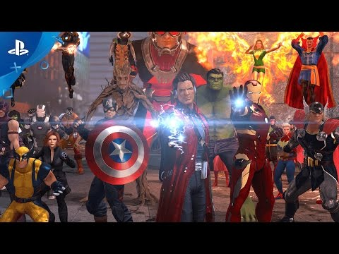 Marvel Heroes Omega Coming to PS4 | Green Fists