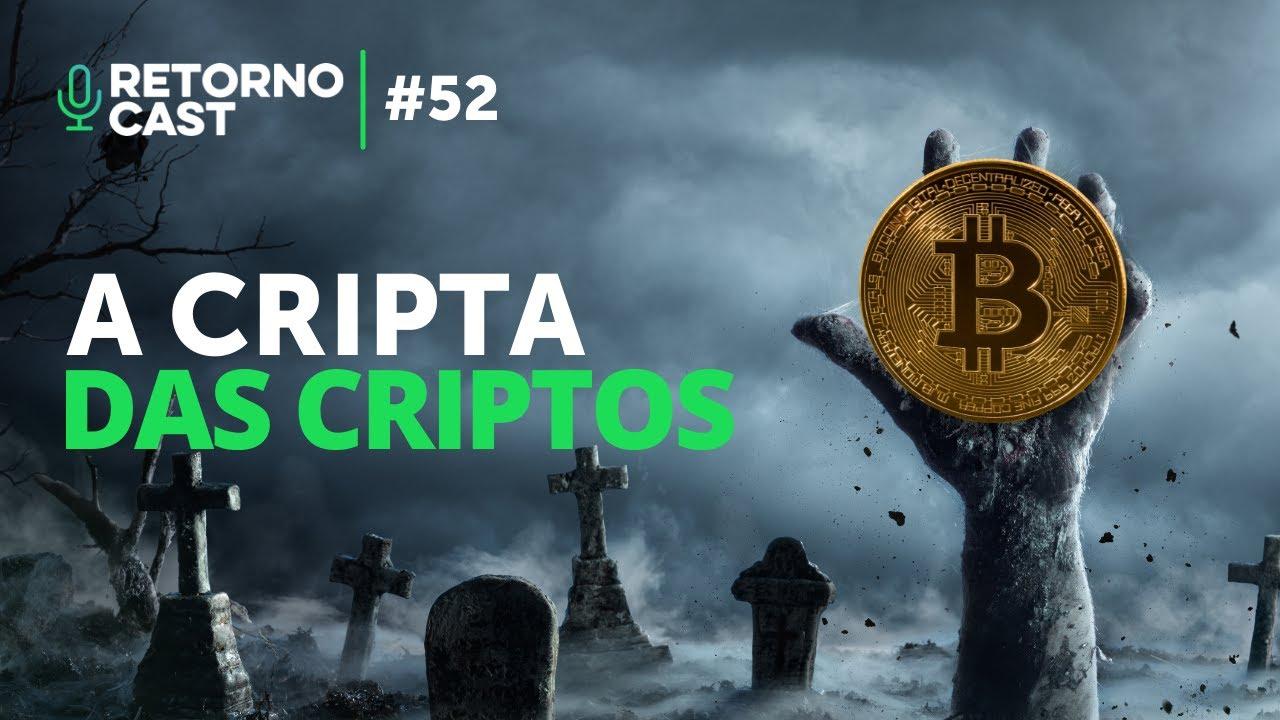 A CRIPTA das Criptos! Com Marcelo Sampaio da HASHDEX (HASH11)