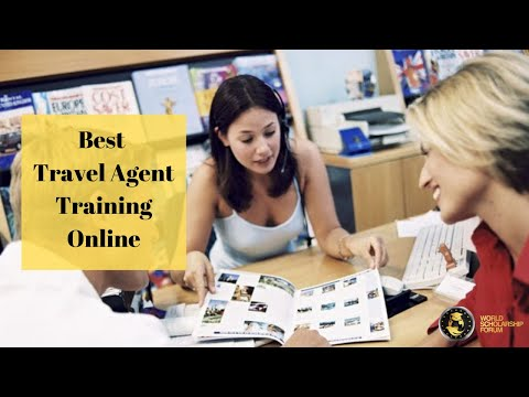 Best Travel Agent Training Online For Free In 2021 - YouTube