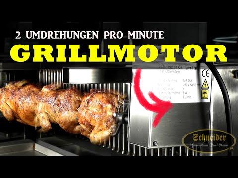 Grillmotor - Schneider Grillgeräte
