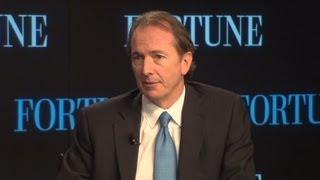 Morgan Stanley CEO: Goldman op-ed 'unfair'