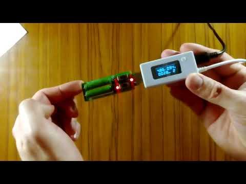 USB нагрузка JUWEI 5V с сайта Banggood. СУПЕР!!!