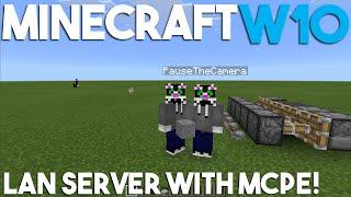 LAN Verbindung Minecraft - Minecraft zusammen spielen lan