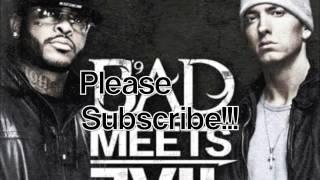 "Eminem & Royce Da 5'9 Bad Meets Evil ""The Reunion"" INSTRUMENTAL WITH HOOK"