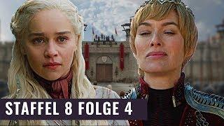 Der Letzte Krieg Beginnt!   Game Of Thrones Staffel 8 Folge 4