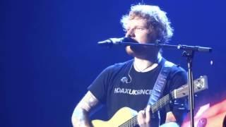 Save Myself - Ed Sheeran - Glasgow 16/04/17
