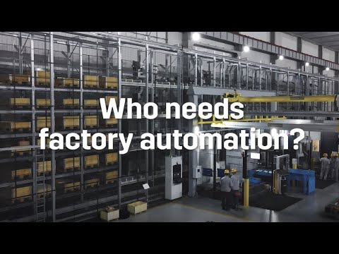 Factory Automation– Why Should You Care?