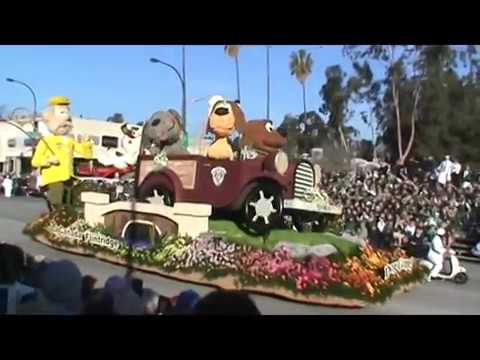 玫瑰花車遊行 Tournament of Roses Parade