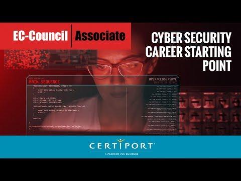 EC Council Associate Program Video - YouTube