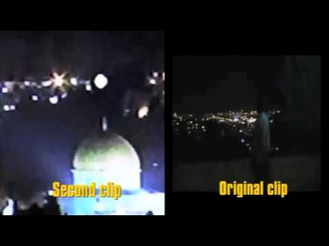 Is This UFO Caught By Multiple Cameras A Real Alien Spaceship?