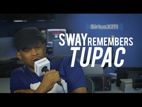 Sway Remembers Tupac Shakur 20 years After His Death | Sway's Universe