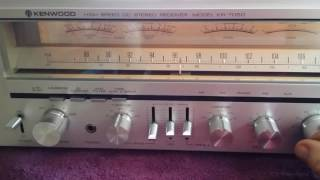 Kenwood KR-7050 Vintage Stereo Receiver, Rival To The Pioneer SX-980