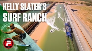 Inside Kelly Slater's Surf Ranch, where you can surf 100 miles inland -- for $10,000 | ESPN Photo