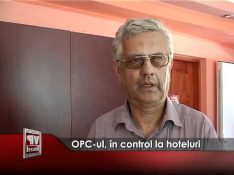 OPC-ul, în control la hoteluri