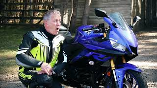 Yamaha YZF-R3 Review by BILL HUNTER