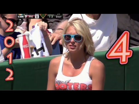 Funny Baseball Bloopers of 2012, Volume Four