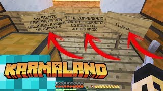 PREPARAMOS LA ENTREGA DE MANOLO!! KARMALAND #22   FARGAN