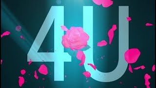Joakim Molitor Feat. Cher Lloyd   4U (Lyric Video)