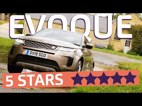 New Range Rover Evoque Review | It's no wonder everyone wants one!