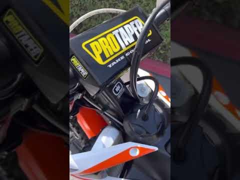 2017 KTM 450 SX-F in Costa Mesa, California - Video 1