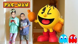 PAC-MAN RETURNS!!!- Shiloh and Shasha - Onyx Kids