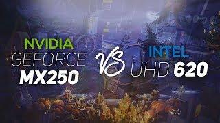 hd graphics 620 vs mx150 - TH-Clip