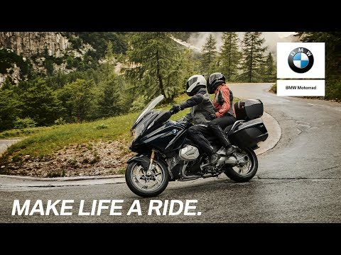 2020 BMW R 1250 RT in Centennial, Colorado - Video 1