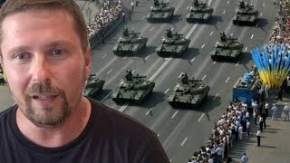 Парад как портал в прошлое + English Subtitles