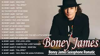 Best Of  Boney James Greatest Hits Full Album 2021 The Best Songs Of Boney James Saxophone Romatic