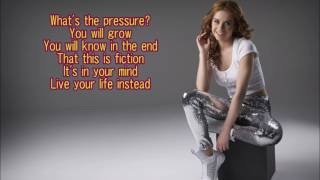 Laura Tesoro - What's the Pressure (Lyrics)