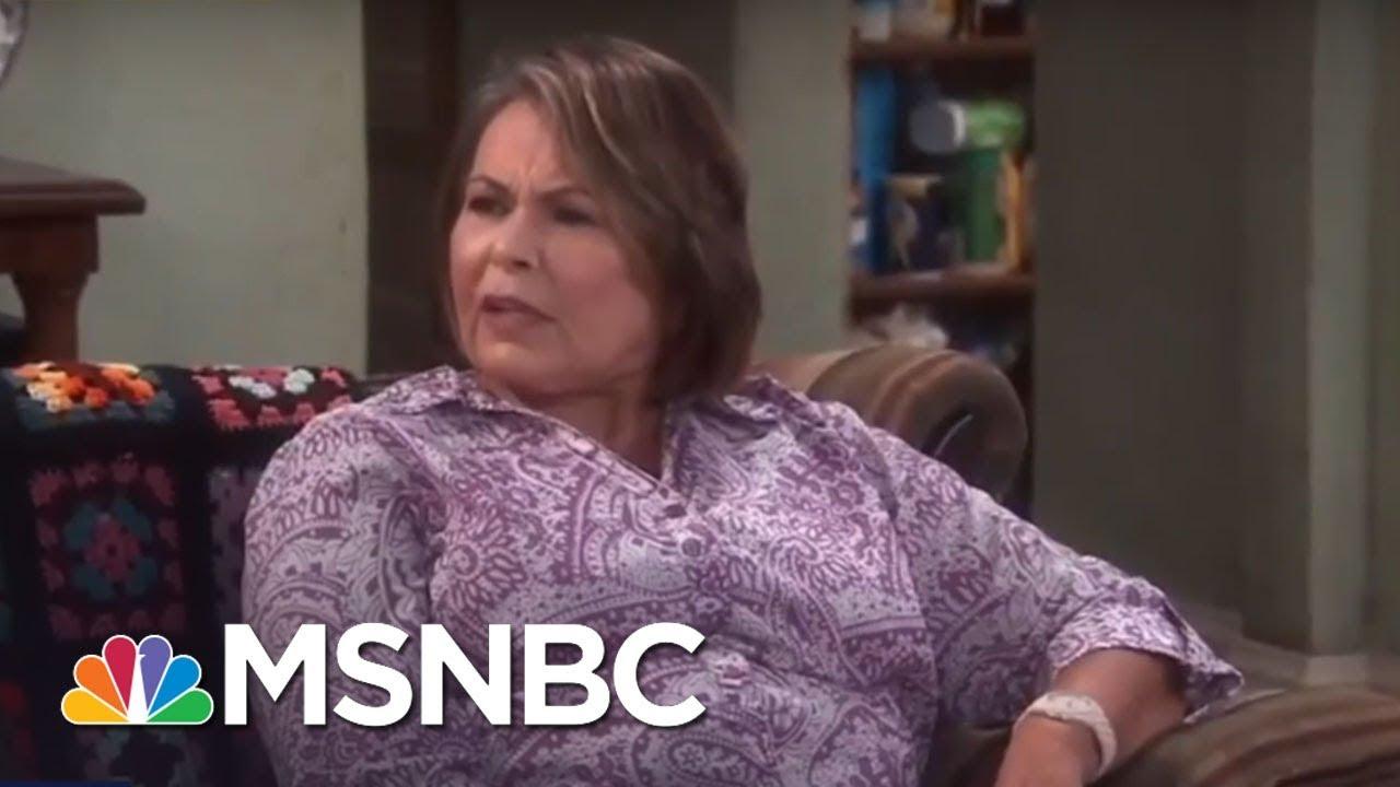 Rob Reiner: 'Roseanne' A Personification Of President Donald Trump's POV | AM Joy | MSNBC thumbnail