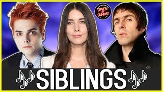 7 Bands With SIBLINGS That Rock