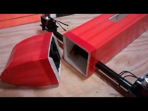 skyhunter-vtol-new-fuselage-build