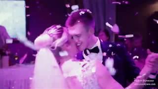 Безумно красивая свадьба в Харькове.Красивое свадебное видео