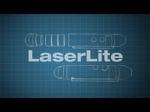 True Utility Laser LED Light Instruction Video
