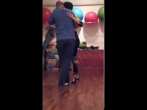 Tango Amadà (Intermedio) - Frusta laterale