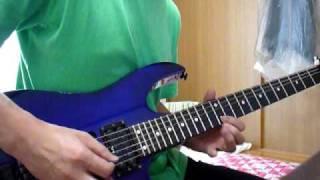 GLAY  BELOVED Guitar Solo