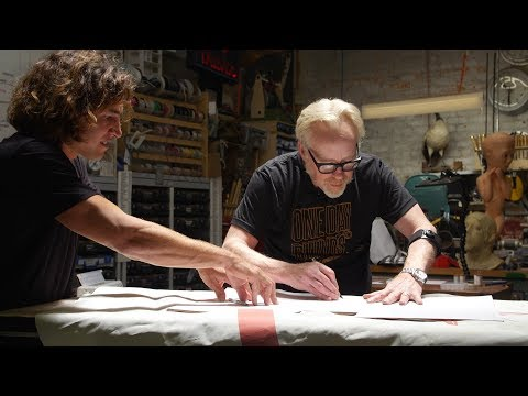 Adam Savage's One Day Builds: Everyday Carry Bag! [39:14]