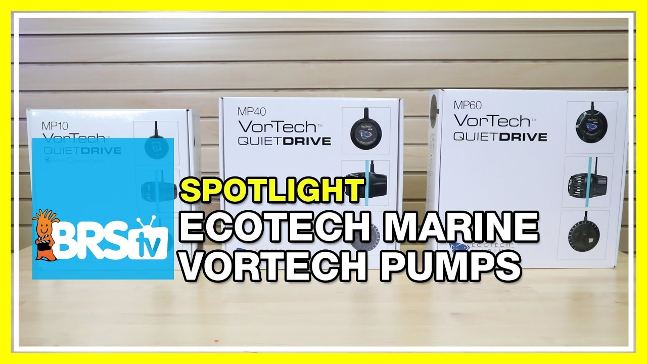 Increase flow in your reef tank with VorTech pumps from EcoTech Marine | BRStv Spotlight