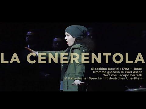 LA CENERENTOLA von Gioachino Rossini - Wiederaufnahme 07.09.2018