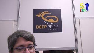 SPIELWARENMESSE 2020 - Matthias Nagy über Deep Print Games im Interview - Nürnberg