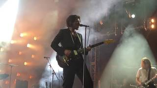 Arctic Monkeys - Don't Sit Down 'Cause I've Moved Your Chair - Live @ Hollywood Forever Cemetery