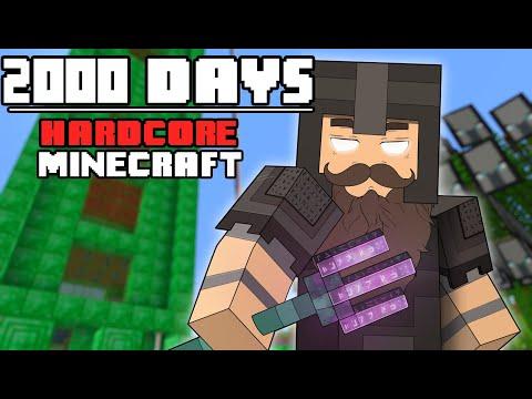 2000 Days - [Hardcore Minecraft]