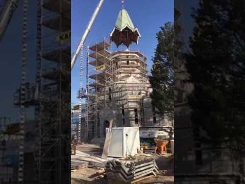 Долгиновский тракт церковь