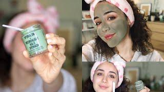 Yeşil Maske Denedim!   İlk İzlenim